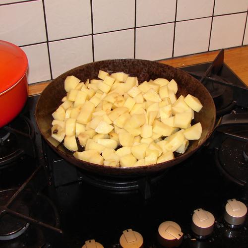 recette pommes de terre sarladaises patates sarladaises foie gras sarlat. Black Bedroom Furniture Sets. Home Design Ideas