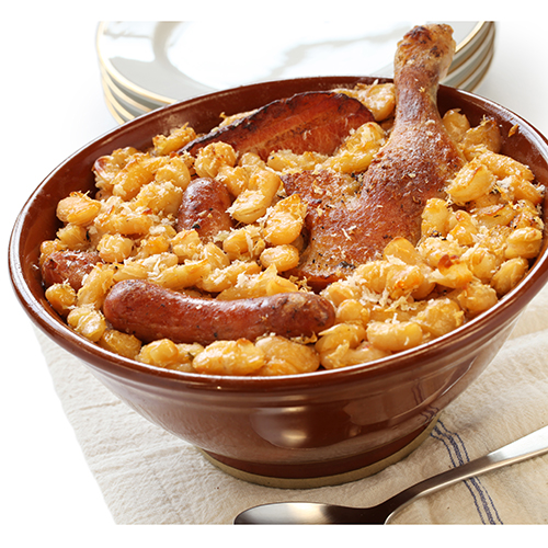 Cassoulet recipes dishmaps for French dishes