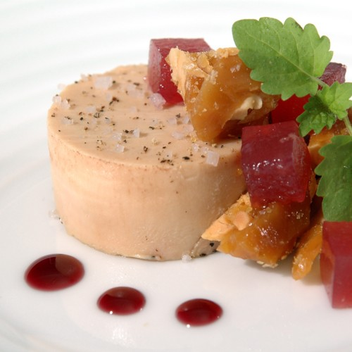 lien recettes de foie gras. Black Bedroom Furniture Sets. Home Design Ideas