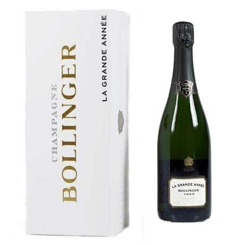 Bollinger Champagne Grande Annee