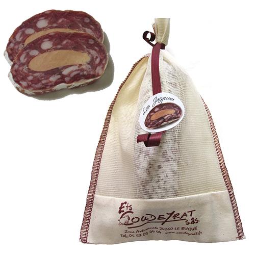 Saucisson foie gras