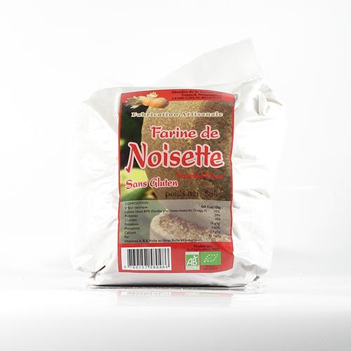 Farine noisette