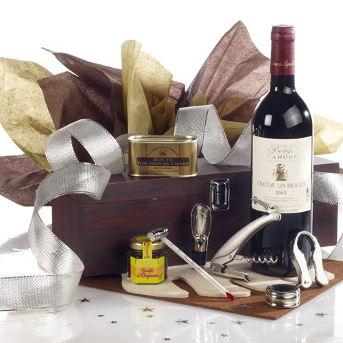 Cadeau F Te Des P Res Un Coffret De Vin En Direct De