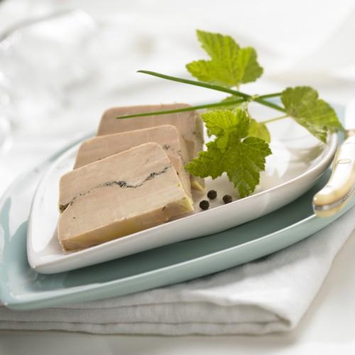 Foie gras poivre sarawak