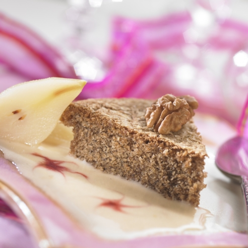 Gâteau noix
