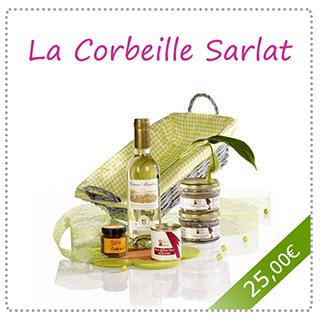 Corbeille Sarlat