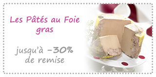 Les Pâtés au Foie gras