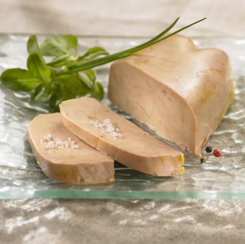 Lobe foie gras oie