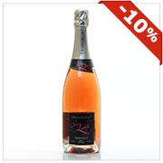 Champagne Xavier Loriot Rosé AOC Champagne Brut Rosé, 75cl