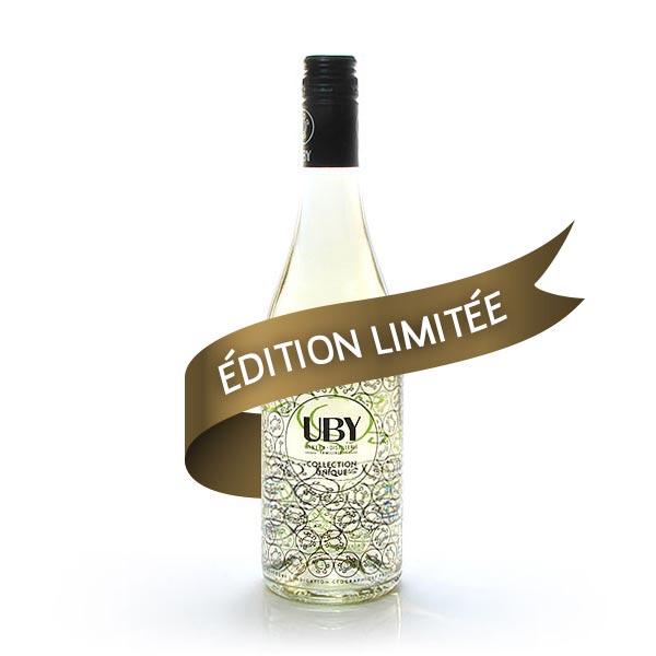 Domaine Uby Collection Unique Sec IGP Côtes de Gascogne 2020 75cl