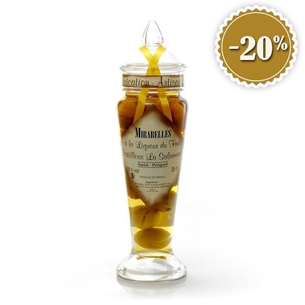 Mirabelle à la liqueur 18° (35cl)