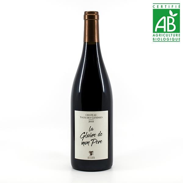 Château Tour des Gendres Gloire de mon Père AOC Côtes de Bergerac Bio 2018 75cl