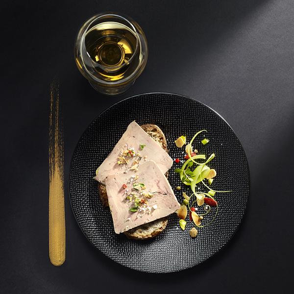 Foie Gras d'Oie Entier Mi-cuit du Périgord 500g