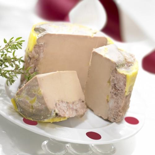 Lot 2 Pâtés foie gras