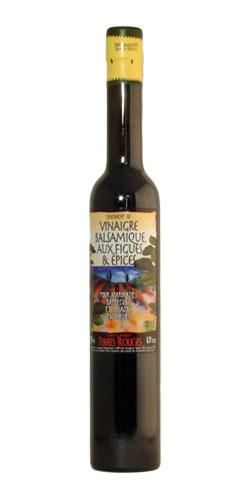 Vinaigre balsamique aux figues