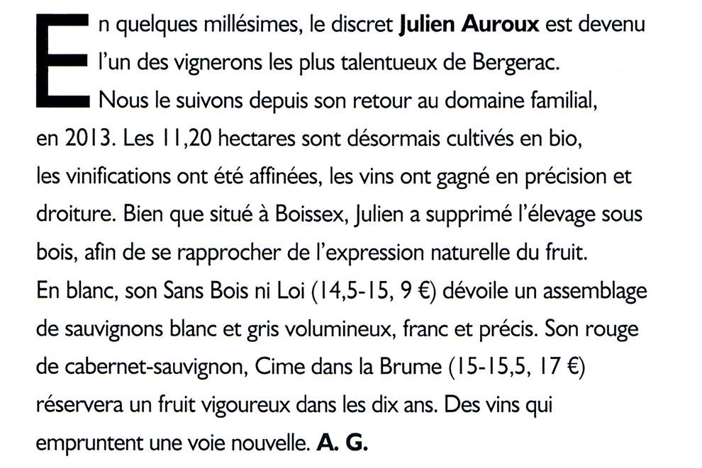 RVF - Julien Auroux