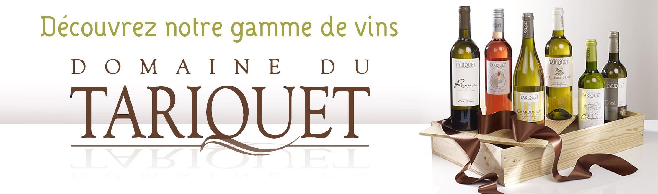 Vin du Domaine du Tariquet