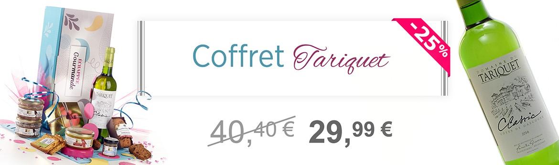 Coffret Tariquet
