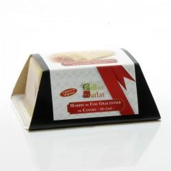 Marbré de Foie Gras de Canard Entier mi-cuit 180g