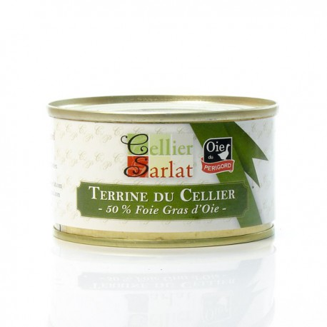 Terrine du Cellier 130g