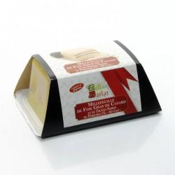 Millefeuille de Foie Gras de Canard du Périgord à la Truffe Noire du Périgord 5% - mi cuit- 180g