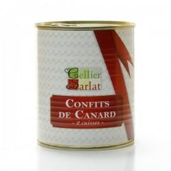 Confit de Canard (2 cuisses) 760g