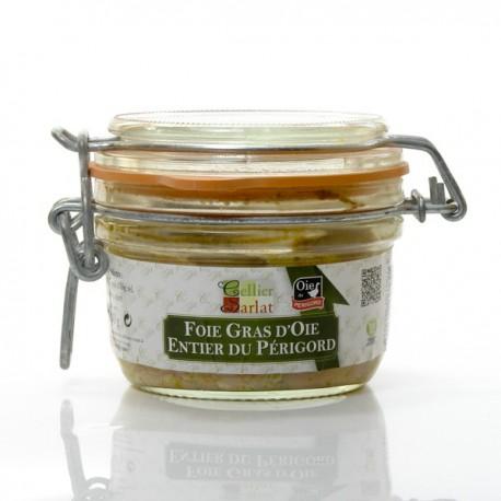 Foie Gras d Oie Entier Origine Périgord 130g