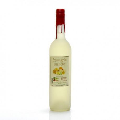 Apéritif Sangria Blanche 11.5°, 75cl (à base de vin).