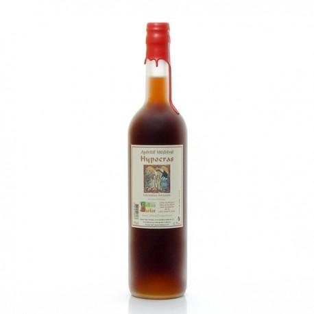 Hypocras Apéritif à base de vin 11.5°, 75cl.