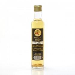 Vinaigre de vin blanc aromatisé à la Truffe, 25cl