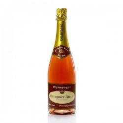 Champagne Plinguier Potel Rosé AOC Champagne Brut Rosé, 75cl