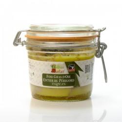 Foie Gras d'Oie Entier Truffé 3% Origine Périgord, 320g