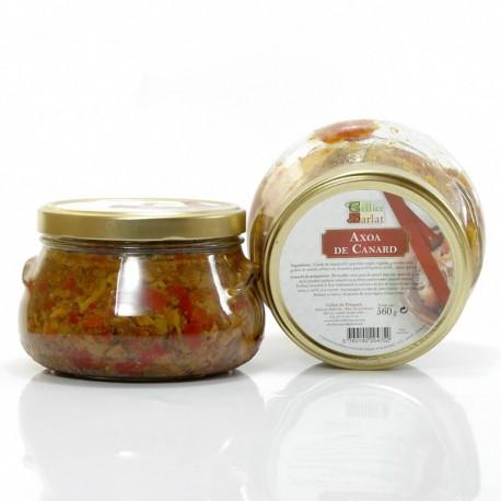 Axoa de Canard au Piment d'Espelette 560g