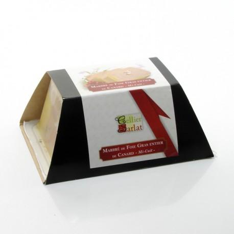 Marbré de Foie Gras de Canard mi-cuit Entier, 420g