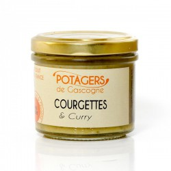 Amuse bouche courgette curry 110g
