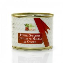 Petites Saucisses au Magret de Canard 200g