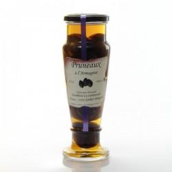 Pruneaux à l'Armagnac 18° Distillerie la Salamandre, 35cl