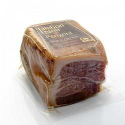 Quart de Jambon noir du Périgord aux Baies de Genièvre 1000g +/- 100g
