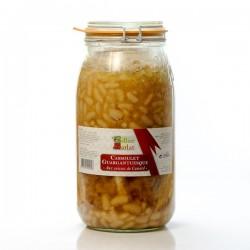Cassoulet gargantuesque aux cuisses de canard confites, 2900g