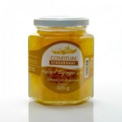 Confiture Artisanale EXTRA Aux Melons d'Espagne et au Citron, 325g