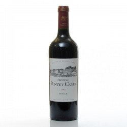 Chateau Pontet Canet AOC Pauillac Bio 2012, 75cl