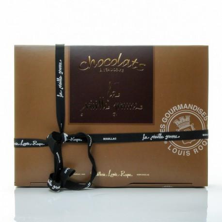 Chocolats à la vieille prune de Souillac Louis Roque, 200g