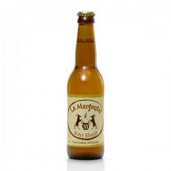 Bière blonde artisanale du Périgord Bio Brasserie Margoutie, 33cl