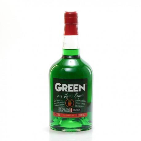 Green de Souillac à la menthe 20° Louis Roque 70cl