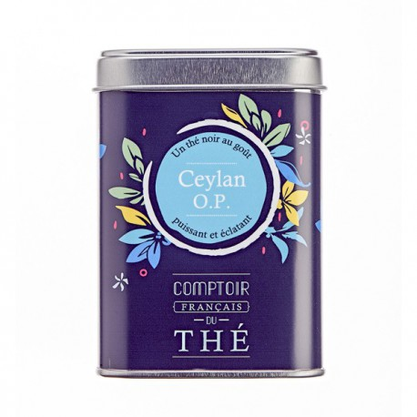 The CEYLAN Orange Pekoe en boite 100g