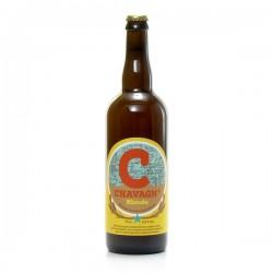 Bière blonde artisanale Brasserie Chavagn, 75cl