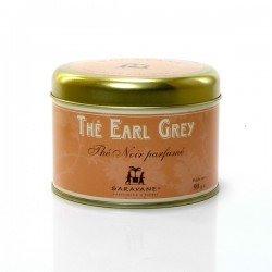 Thé parfumé Earl Grey Boite de 90g