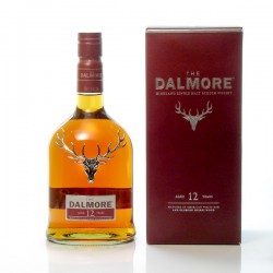 Whisky Ecosse Dalmore 12ans Single Malt Scotch 40° 70cl