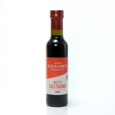 Vinaigre balsamique de modene IGP CASTAGNO 25cl