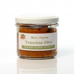 Tomatine Olive Apéritive Marc Peyrey 100gr